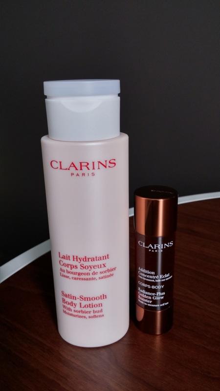 Hidratante Y Aceite Autobronceador Clarins
