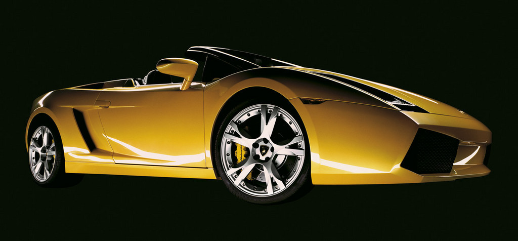 Foto de Lamborghini Gallardo Spyder (1/8)