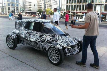 Audi City E-tron ¿el nuevo eléctrico de Audi?
