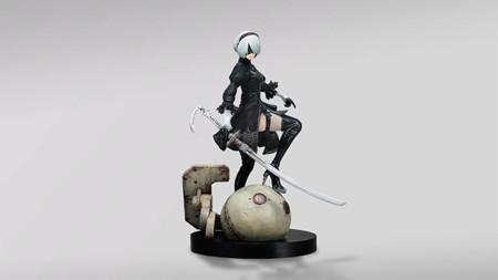 """NieR: Automata también tendrá edición especial llamada """"Black Box Edition"""""""