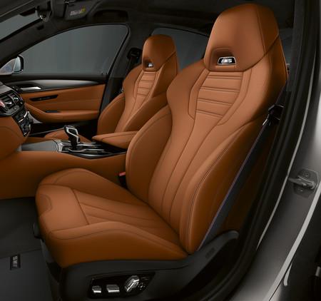 BMW M5 2018 asientos