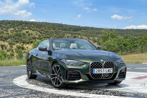Probamos el BMW Serie 4 Cabrio: vuelve el techo de lona y está más preparado para ofrecer disfrute al volante