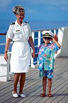 Viajar con niños (II): Cruceros