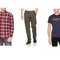 6 ofertas en camisetas, pantalones y sudaderas en tallas sueltas a la venta en Amazon de Levi's, Jack & Jones o Dockers