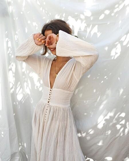 Fichamos los vestidos más versátiles en Amazon que nos hacen soñar con la primavera y el buen tiempo