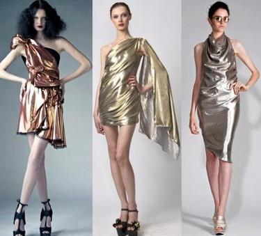 Los vestidos del 2010 son para Kate Moss
