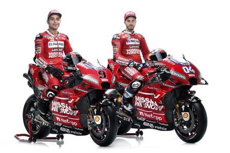 Ducati presenta la nueva Desmosedici para MotoGP 2019 recuperando el apoyo explícito de Phillip Morris