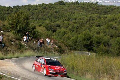 RallyeRACC Catalunya: Sin cambios tras la segunda jornada