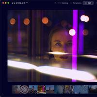 Luminar AI, un editor con inteligencia artificial capaz de cambiar la iluminación de una foto en base al cielo que le pongamos