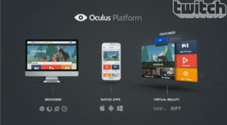 Oculus Platform será la tienda de contenidos para Oculus Rift y Samsung Gear VR