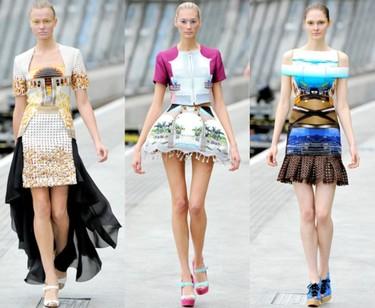 Las mejores colecciones de la Semana de la Moda de Londres Primavera-Verano 2011