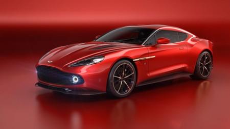 Aston Martin Vanquish Zagato Concept 01 0