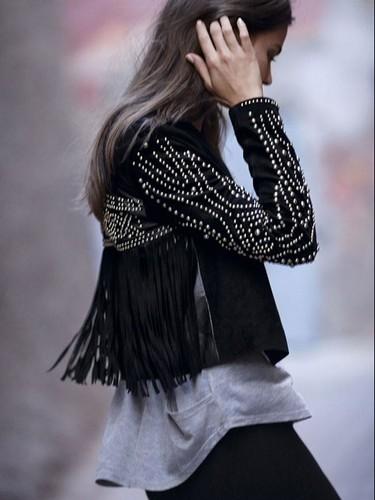 Tendencias Otoño-Invierno 2014/2015: la biker jacket nunca pasa de moda