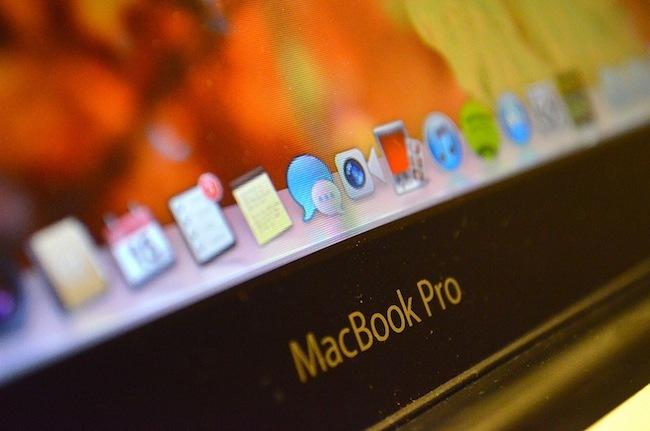Guía de Bienvenida al Mac macro