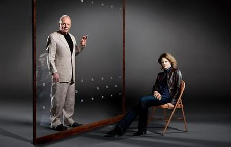 Anthony Hopkins and Jodie Foster (Foto: Sarah Dunn)