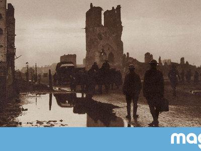 La Primera Guerra Mundial, contada en primera persona a través de 41 estremecedoras imágenes