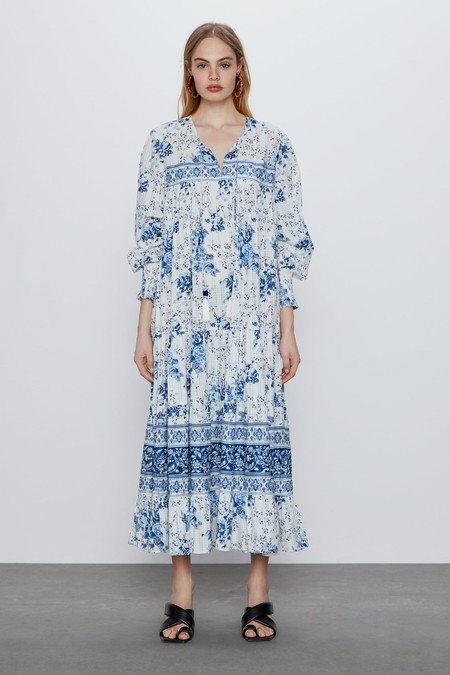 Vestidos Boho De Zara 11