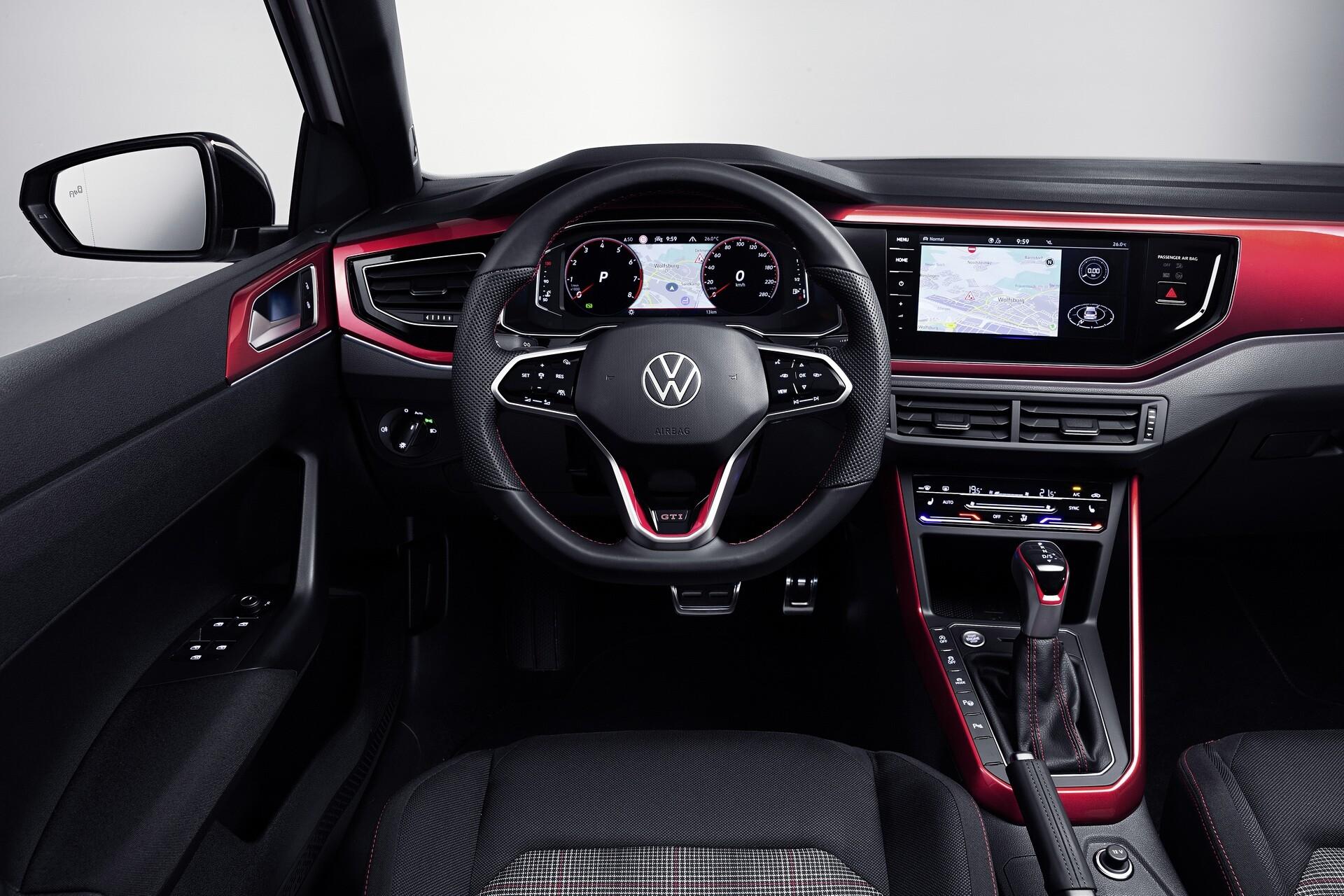 Foto de Volkswagen Polo GTI 2022 (13/17)
