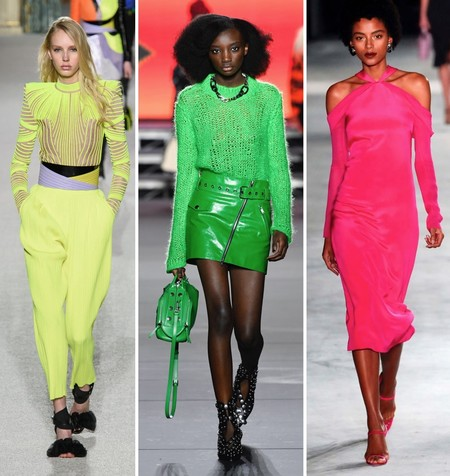 Neon Trend Aw 2018 01