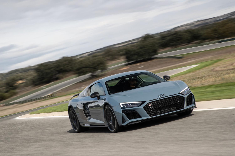 Foto de Audi R8 2019, toma de contacto (129/188)