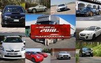 Mejor prueba: lo mejor de 2010 en Motorpasion