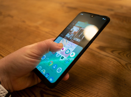 Moto G7 Plus Uso Doble Ventana
