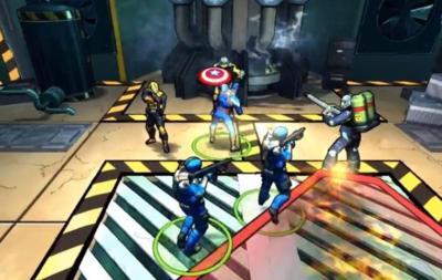 """El juego de """"Captain America: The Winter Soldier"""" llegará a Android (Tráiler)"""