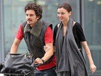 Orlando Bloom y Miranda Kerr ¿embarazados?