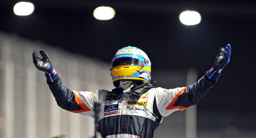 Foto de F1 Singapur (25/25)