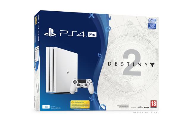 Destiny 2 Ps4 Box