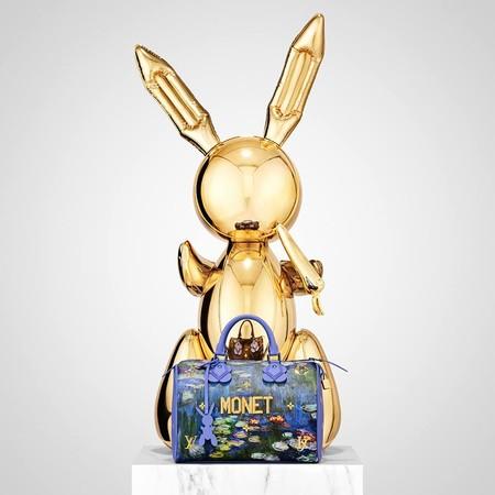 ¿Arte o moda? Louis Vuitton y Jeff Koons vuelven a sorprendernos con esta fantástica colección
