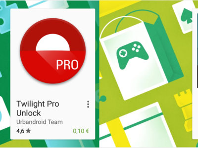Oferta de la semana en Google Play: Twilight Pro y Thomas Was Alone a 0,10 €