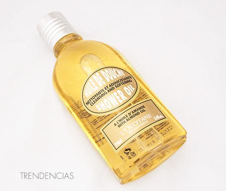 L'Occitane Aceite de ducha Almendra, una auténtica maravilla