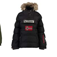 En plena ola de calor Amazon nos trae un 30% de descuento en abrigos y parkas Geographical Norway sólo hasta medianoche