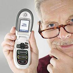 Jitterbug A110, el Samsung de 3 botones