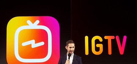 IGTV, así es como Instagram le da la bienvenida a los creadores con una plataforma de vídeo que competirá con YouTube