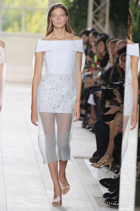 Balenciaga Primavera Verano 2014 Semana de la moda de Paris -5