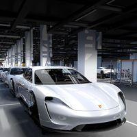 La fábrica del Porsche Taycan en cifras: 700 millones de euros, CO₂ neutro y un transportador de 890 metros