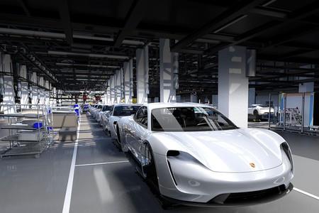 Porsche Taycan Zuffenhausen 2020 013