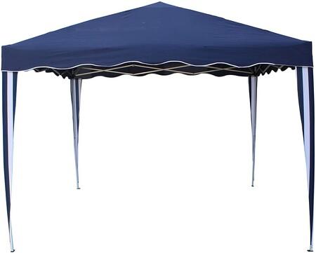 Carpa Azul Marino