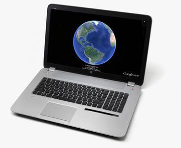 HP Envy 17, el primer portátil con Leap Motion