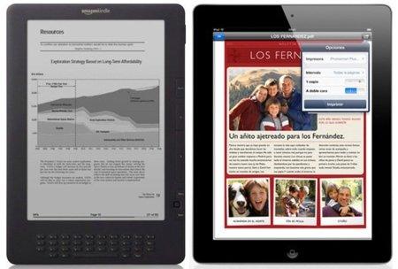 Amazon es la única capaz de hacer frente a iPad 2, según Forrester
