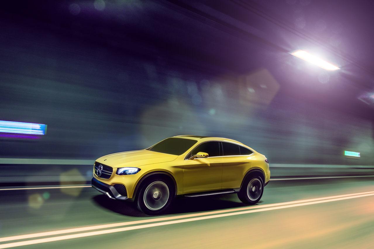 Foto de Mercedes-Benz Concept GLC Coupé (11/14)