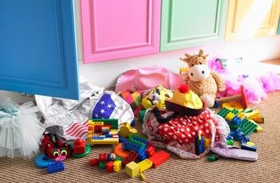 ¿Cuál es vuestro truco para hacer que los más peques recojan sus juguetes? La pregunta de la semana