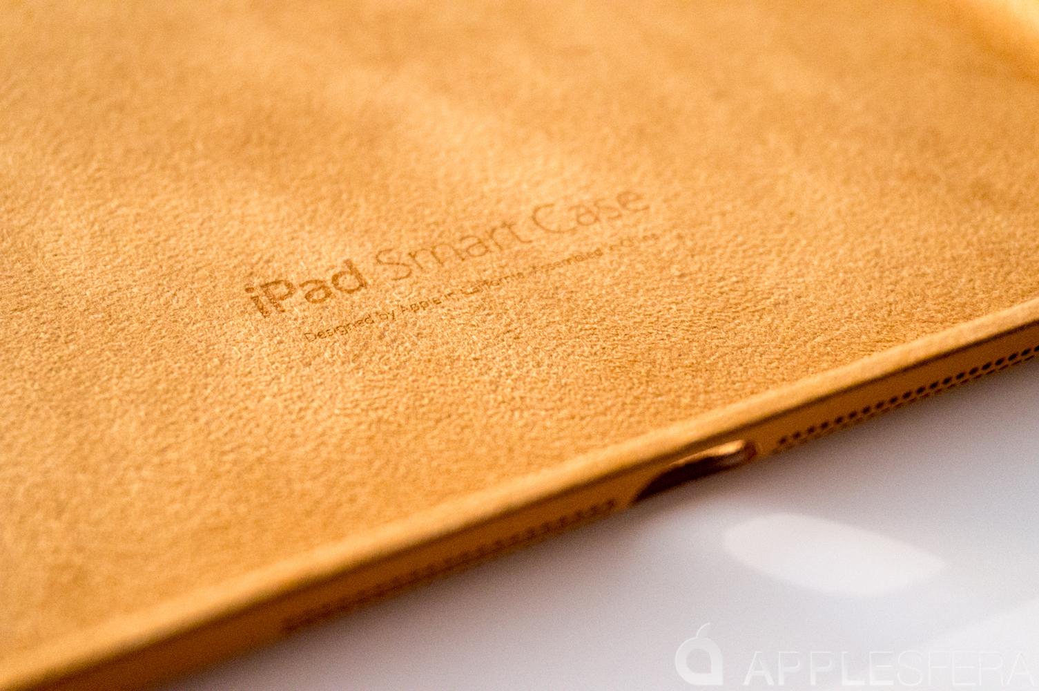 Así es la Smart Cover del iPad Air