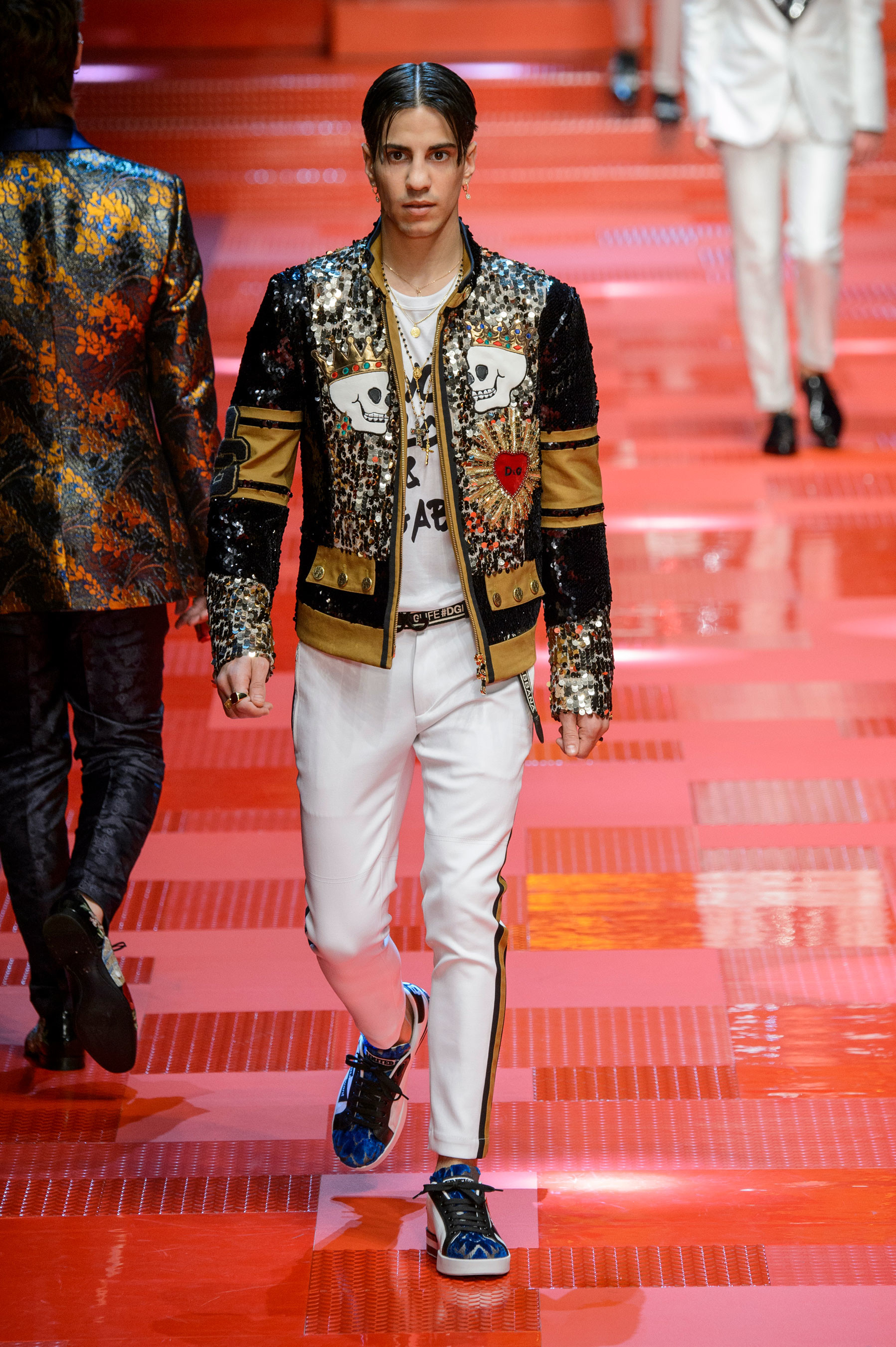 Foto de Dolce & Gabbana desfile (69/72)
