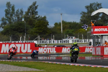 Valentino Rossi Dovizioso Argentina