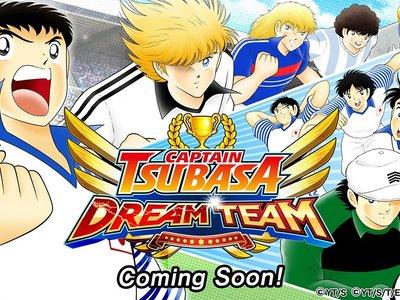 Los Súper Campeones llegan a los móviles este diciembre con Captain Tsubasa: Dream Team