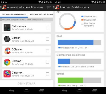 CCleaner para Android 02