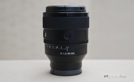 Sony 50 Mm F12 Gm 12
